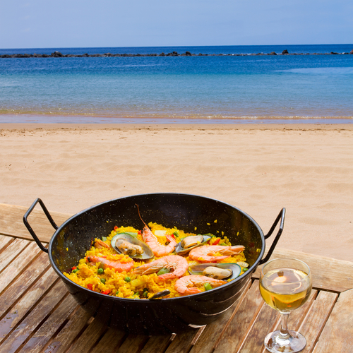Paella – Der Genuss Spaniens